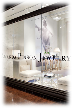 AMANDA STORE FRONT Julia Reed: Taigan's Creative Director