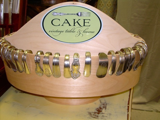 Napkin rings displayed.jpeg Nashvilles Knobstoppers & Cake Vintage Table & Home