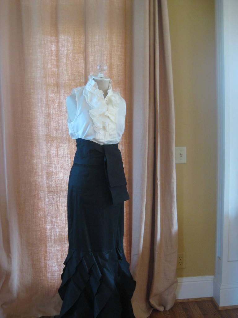 IMG 2050 768x1024 What to Wear to Nashville's Spring Black Tie Par tays