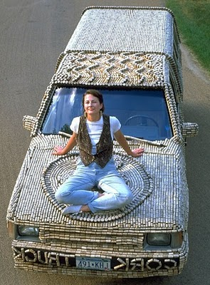 cork car Cork: A Trend to Embrace for Home & Fashion